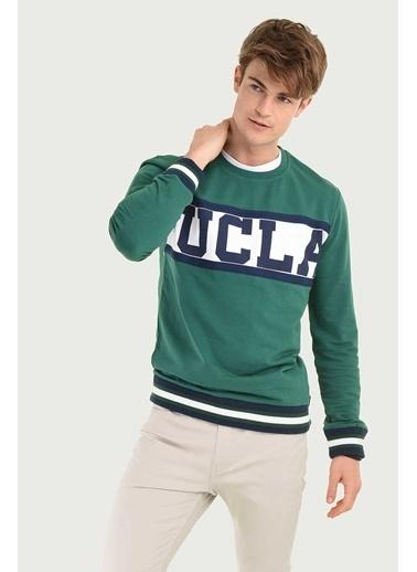 UCLA Sweatshirt Yeşil
